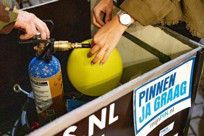 D66 wil lachgasverbod kabinet torpederen