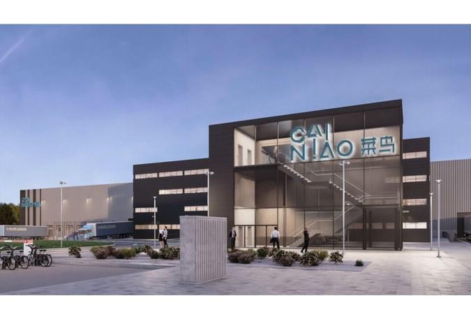 Alibaba investeert 100 miljoen euro in Luik, logistiek centrum medio 2021 operationeel