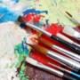 Jack Fanchamps draagt penseel over aan Nathalie Schure