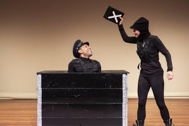 Kleutervoorstelling Boef in Theater Heerlen