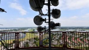 'De AIVD heeft geen 'luistervinken' op de Roermondse televisietoren'