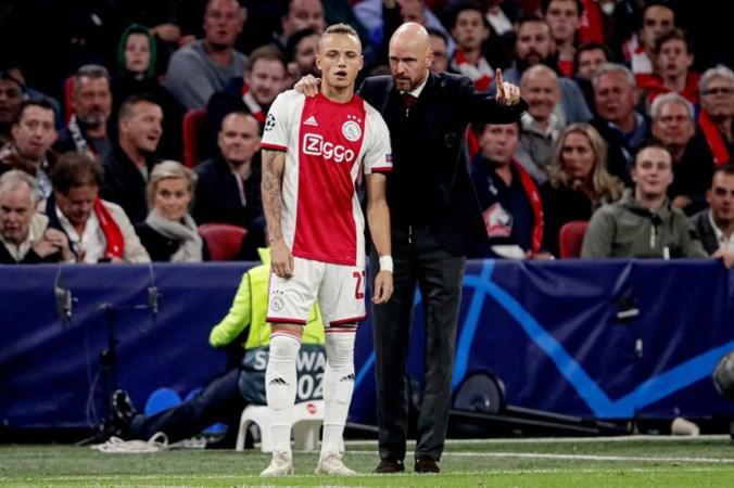 Ajax gaat niet achterover leunen: 'Wij willen winnen'