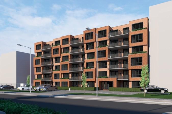 Seniorencomplex Bredeweg Roermond tegen vlakte voor nieuwbouw