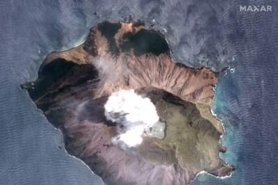 Dodental door vulkaanuitbarsting Nieuw-Zeeland stijgt naar acht slachtoffers