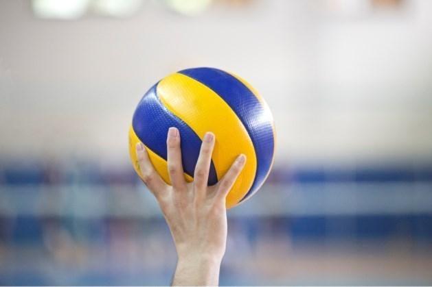Volleybalsters Fast verslaan Peelpush weer