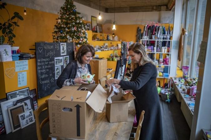 Gratis kerstshoppen in weggeefwinkel Liefs met vier dagen verlengd