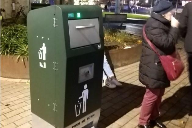 Zelfdenkende afvalbakken Valkenburg melden als ze vol raken