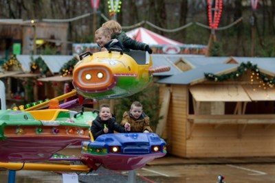 Sprookjesbos in Valkenburg haakt aan bij kerststad met kerstmarkt voor kinderen