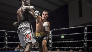 Nederlands kampioen Xavier Köhlen bokst om de Benelux-titel