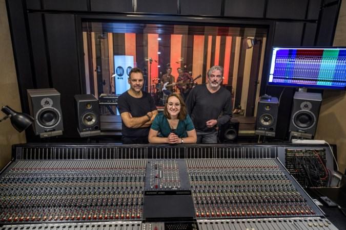 Muziekgieterij helpt muzikanten met eigen productiehuis