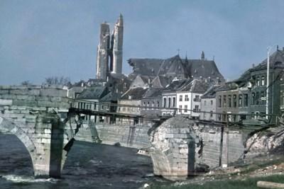 De vrijheid is letterlijk in zicht, maar voor een deel van Limburg wacht nog een barre oorlogswinter