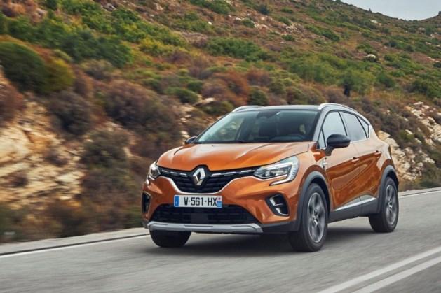 Nieuw succes Renault Captur?