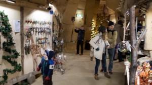 Kerstmarkt Gemeentegrot in Valkenburg trekt tot nu toe minder bezoekers