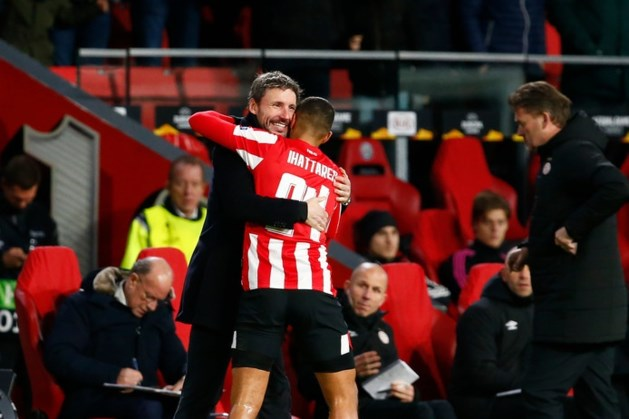 PSV sluit af met gelijkspel tegen Rosenborg