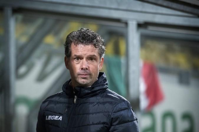 Roda-coach De Jong: 'Ik ben absoluut niet tevreden'