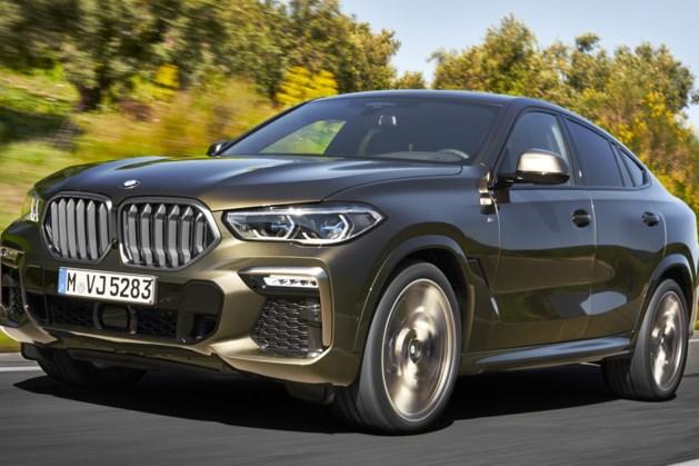 BMW X6 M50i is een bullebak