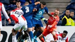Feyenoord uitgeschakeld na verrassend duel
