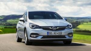 Update Opel Astra scoort consistent over de volle breedte