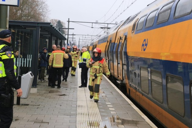 Passagiers onwel: trein op traject Helmond-Venlo ontruimd
