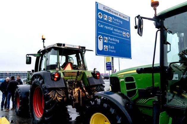Laatste boeren weg bij Eindhoven Airport