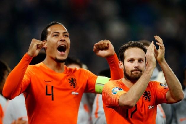 Oranje treft Dest in eerste oefeninterland van 2020