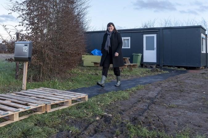 Birgit op de Laak, burgemeester van Nederweert, burgert in op topsnelheid