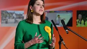Britse verkiezingen: leider Liberal Democrats verliest haar zetel