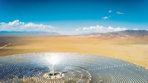 Borrelende fontein in de woestijn, komen de zonne- en waterstofboeren van de toekomst uit Noord-Afrika?