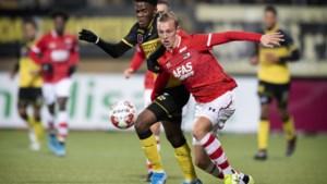 Sportieve malaise houdt aan: Roda wint weer niet