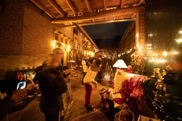 Kerstsfeer aan de Sittardse Broekstraat