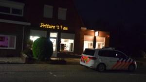 Mislukte overval op cafetaria Venlo, daders vluchten op de fiets