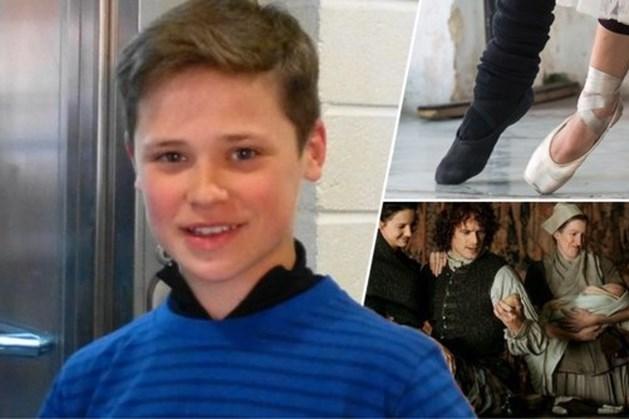 Netflix-acteur en ballet-ster Jack Burns (14) overleden