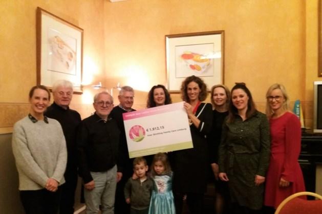 Family Care verrast kinderen met speelgoedbon, met dank aan Lady's Circe Roermond