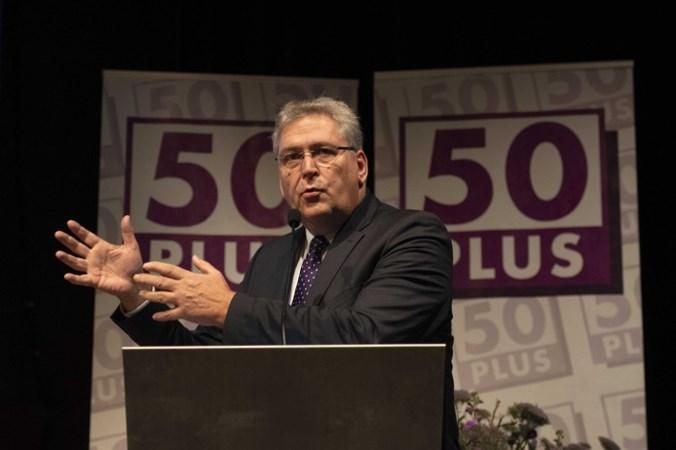Henk Krol weer gekozen als landelijk lijsttrekker 50Plus