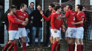 Thom Derks (Hegelsom): vijf goals in drie halve wedstrijden