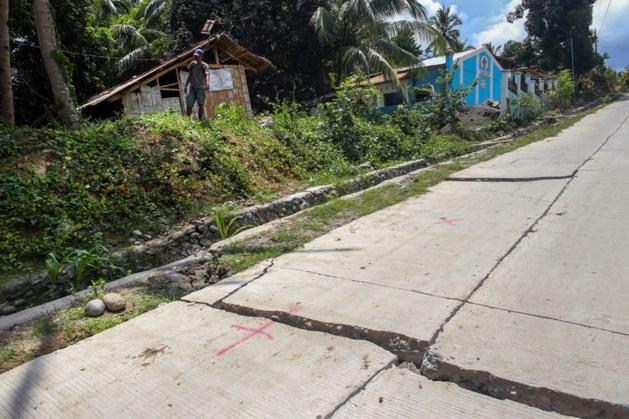 Filipijnen opgeschrikt door sterke aardbeving en nabevingen: meisje (6) overleden