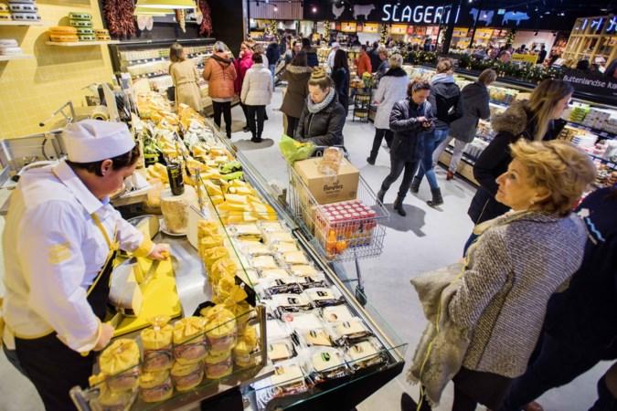 Echt trekt zware wissel op supermarkten