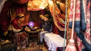 Anton Pieck komt tot leven in openluchtmuseum Eynderhoof