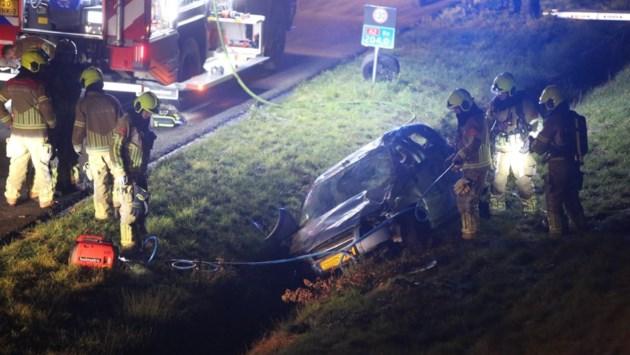 Gewonden bij ongeluk op A2 bij Weert