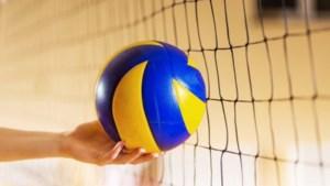 Volleybalsters Fast verliezen in eigen huis