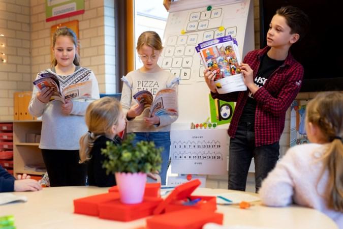 Beekse kinderredactie trots op eerste editie van kinderkrant KidsCool