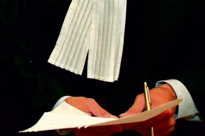 Advocaat met onmiddellijke ingang geschorst