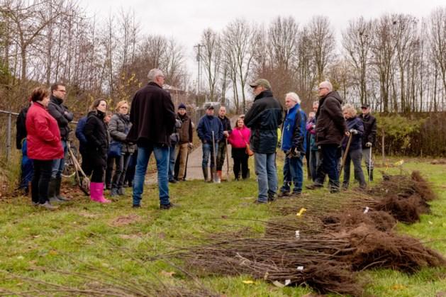 Eerste dorpsboomgaard Beekdaelen in Puth