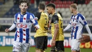 Kansloos Roda door Heerenveen uit bekertoernooi gekegeld