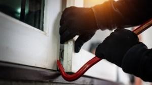 Inbrekers te voet op de vlucht in Swalmen