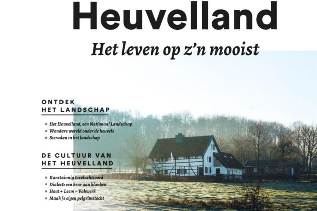 Valkenburg koopt zich in bij toeristisch blad 'Heuvelland Magazine', initiatief Lijn 50-gemeenten