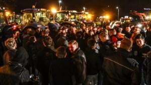 In beeld: boeren protesteren tegen stikstofmaatregelen