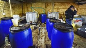 Voorlichtingscampagne in Bunde: snuffel aan een xtc-lab