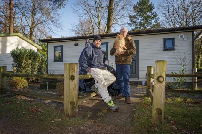 Bewoners Limburgs vakantiepark in onzekerheid na faillissement: 'Straks sluiten ze met Kerstmis nog de stroom af'