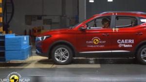 Chinese elektrische SUV komt verbazingwekkend goed uit crashtest